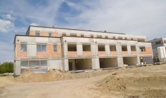 zdjęcie z budowy Nova Królikarnia