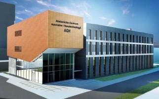 zdjęcie Akademickie Centrum Materiałów i Nanotechnologii AGH