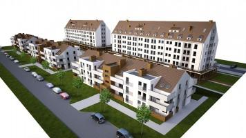 zdjęcie z przebudowy Osiedle Diamentowe I