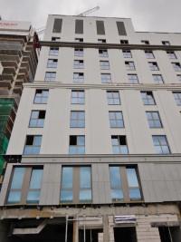 zdjęcie z budowy Unity Tower
