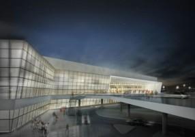 zdjęcie Port lotniczy Warszawa-Okęcie - Terminal 1