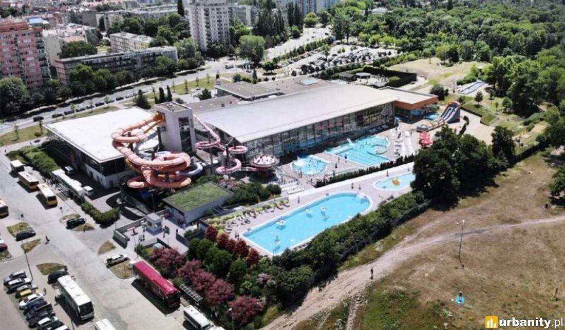rozbudowa Aquaparku z lat 2019-2020