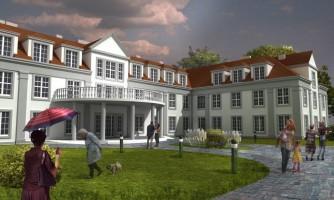 zdjęcie Pałac dla seniora