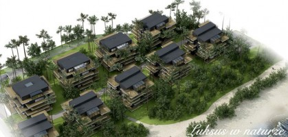 wizualizacje Sea Forest Residence