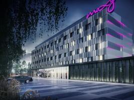 zdjęcie [Pyrzowice] Hotel Moxy by Marriott
