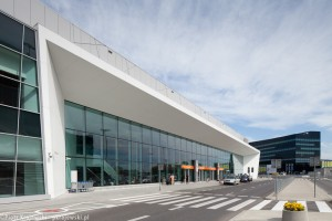 zdjęcie Port lotniczy Warszawa-Okęcie - Terminal 2