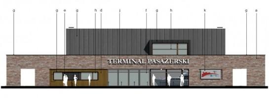 zdjęcie Terminal odpraw pasażerskich Port Darłowo