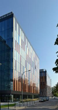 zdjęcie z budowy Cu Office