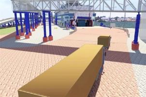 zdjęcie Terminal Promowy Świnoujście