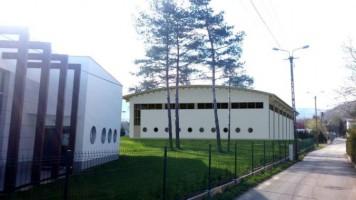 zdjęcie Hala sportowa przy gimnazjum