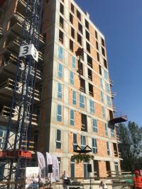 zdjęcie z budowy Żoli Żoli
