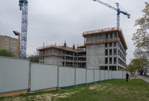 zdjęcie z budowy Spark